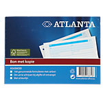 Carnet de commandes autocopiant Jalema Atlanta A5436 030 A6 10,5 x 14,8 cm 100 feuilles