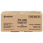 Toner TK 330 D'origine Kyocera Noir