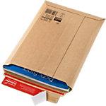 Pochettes d'envoi ColomPac Well Safe 4 Marron 265 (l) x 357 (P) x 50 (H) mm