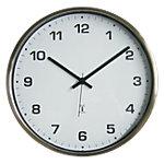 Horloge murale TechnoLine WT8900 33 x 4,8 cm Argenté