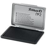 Coussin encreur Pelikan 331777 Noir 11 x 7 cm pour