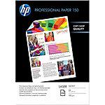 Papier pour impression laser HP Professional Glossy Laser Blanc Brillant 150 g