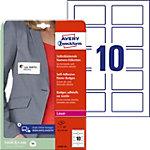 Badges adhésifs AVERY Zweckform L4785 20 Blanc 80 x 50 mm 20 Feuilles de 10 Étiquettes