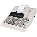 Calculatrice imprimante Olympia CPD 5212 chiffres Gris