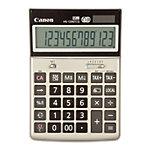 Calculatrice de bureau Canon HS 1200TCG 12 chiffres Doré