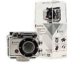 Caméra d'action König CSACW100 8 Mégapixels Noir, argenté