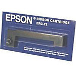 Ruban D'origine Epson ERC22B Noir C43S015358
