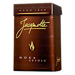 Café moulu Jacqmotte Moka Absolu 12 Unités de 250 g