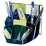 Pot à crayons Office Depot Bleu 15,8 x 14,3 x 9,3 cm