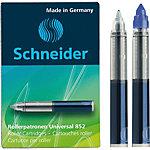 Recharges pour roller Schneider Bleu 5 Unités
