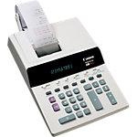 Calculatrice de bureau imprimante Canon P 29 D IV 10 chiffres Gris