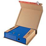Cartons d'expédition ColomPac Pour classeur Marron 320 x 290 x 80 mm 20 unités