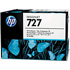 Tête d'impression HP D'origine 727 Noir photo, Noir mat, Cyan, Magenta, Jaune, Gris B3P06A