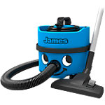 Aspirateur Numatic James JVP180 11 Assortiment 8 l