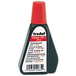 Flacon d'encre Trodat 7011 Rouge 40 mm pour Tampons encreurs Trodat