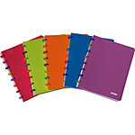Cahier ATOMA Tutti fruit Assortiment Quadrillé A4 120 g