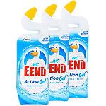 Nettoyant WC WC EEND Extra parfumé Ocean Fresh 3 Unités de 750 ml