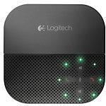 Haut parleur portable Logitech P710e Haut parleur de conférence USB, Bluetooth Noir