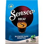 Capsules de café Senseo Décaf 36 Unités de 7 g