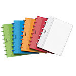 Cahier Adoc Colourlines Assortiment Ligné A5 90 g