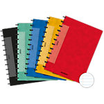 Cahier Adoc Colourlines Assortiment Spirale A4 90 g