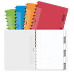Cahier Adoc 6055001 Rose Quadrillé A4 90 g