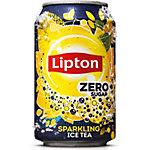 Ice Tea Lipton Zero Canette 24 Unités de 330 ml