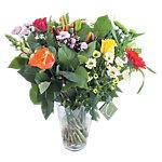 Bouquet de fleurs Bunchmakers Fleurs des champs Multicouleur
