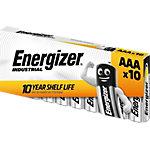 Piles Energizer LR03 AAA 10 Unités