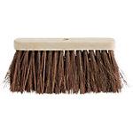 Tête de balai BETRA fibre de bois et naturelle Marron
