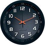 Horloge murale TechnoLine WT8972 30 x 4,2 cm Noir