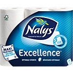 Papier toilette Nalys Excellence 5 épaisseurs 12 rouleaux de 73 feuilles