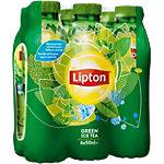 Thé glacé Lipton Iced Green Tea 6 Bouteilles de 500 ml