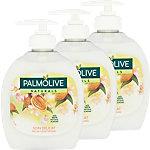 Savon pour les mains Palmolive Amande 3 Unités de 300 ml