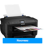 Imprimante Epson Workforce WF 7210DTW Couleur Jet d'encre