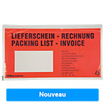 Enveloppes de facturation Office Depot C5
