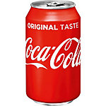 Coca Cola Regular Canette 24 Unités de 330 ml