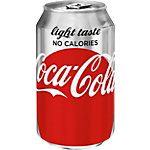 Coca Cola Light Canette 24 Unités de 330 ml