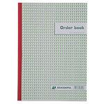 Carnet de commandes autocopiant Exacompta 3141X triplicata Blanc, vert Ligné 21 x 29,7 cm 25 feuilles