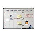 Planning hebdomadaire Legamaster Premium 90 x 60 cm Blanc