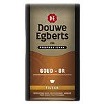 Café moulu Douwe Egberts Goud Or 12 unités de 250 g