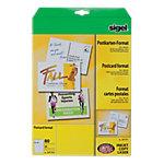 Cartes postales Sigel LP711 A6 185 g