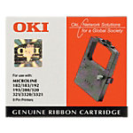 Ruban d'impression D'origine OKI 1595 Noir 9002303