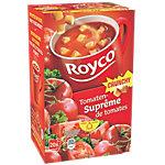 Soupe instantanée Royco Suprême de tomates avec croûtons 20 Unités de 30 g