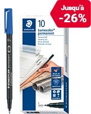 À partir de €9,49 Marqueurs OHP STAEDTLER Lumocolor
