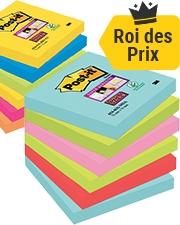 À partir de €10,99 Notes adhésives repositionnables Post-it