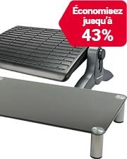 À partir de €9,99 Notre équipement de bureau ergonomique exclusif