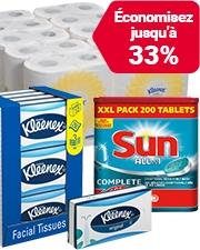 À partir de €0,89 Découvrez nos solutions d'hygiène