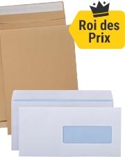 À partir de €7,29 Enveloppes