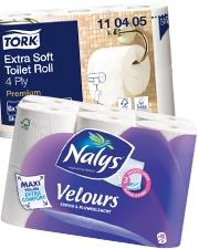 À partir de €2,49 Papier toilette